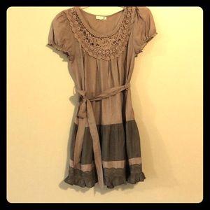 Mine brand size M tunic/dress.